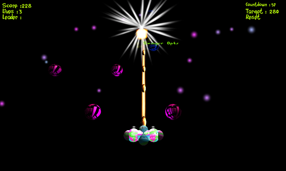 Screenshot from JumpInSauceRS gameplay